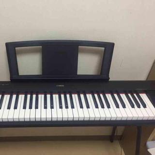 ヤマハ(ヤマハ)のYAMAHA電子ピアノ ‼️引っ越しのため最終処分‼️(電子ピアノ)