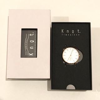ノットノット(Knot/not)のMaker's knot 時計 (腕時計)