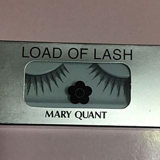 マリークワント(MARY QUANT)のマリークヮントロードオブラッシュボムシェつけまつげ新品MARYQUANTマリクワ(コフレ/メイクアップセット)