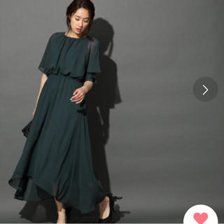 ブリスポイント(BLISS POINT)のBLISS POINT のドレス mita様専用(ロングドレス)