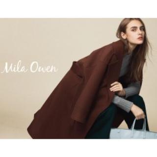 ミラオーウェン(Mila Owen)のた様専用🌷Mila owen 16AW バックベルト チェスターコート(チェスターコート)