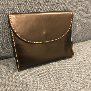 ホワイトハウスコックス(WHITEHOUSE COX)のホワイトハウスコックス 三つ折り財布(財布)