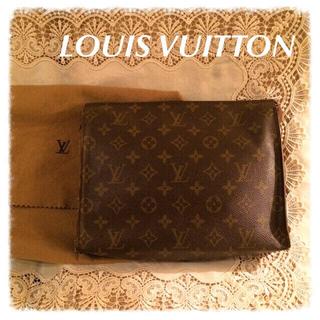 ルイヴィトン(LOUIS VUITTON)の【ルイヴィトン】クラッチバッグ(クラッチバッグ)
