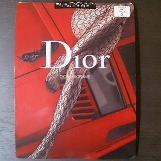 ディオール(Dior)のDior セクシー網タイツ(タイツ/ストッキング)