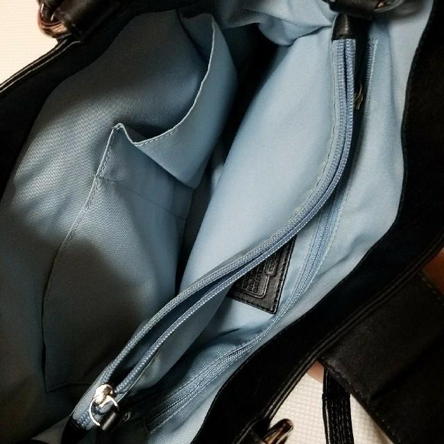COACH(コーチ)のCOACH コーチ バッグ A4サイズ 黒 ブラック レディースのバッグ(トートバッグ)の商品写真