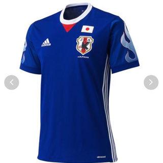 アディダス(adidas)のサッカー日本代表ユニフォーム♡サッカー日本代表応援ユニフォームレディース(その他)