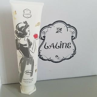 ラリン(Laline)の限定品♡スノーホワイトハンドクリーム(ハンドクリーム)