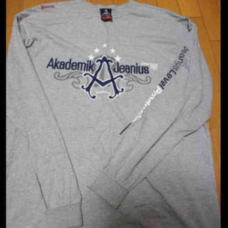 アカデミクス(AKADEMIKS)のAkademiksのロンT XL(Tシャツ/カットソー(七分/長袖))