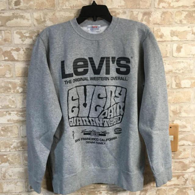 Levi's(リーバイス)のリーバイス レッドタブ トレーナー◆◆◆ メンズのトップス(スウェット)の商品写真