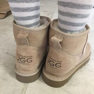 アグ(UGG)のUGGブーツ新品未使用 正規品(ブーツ)