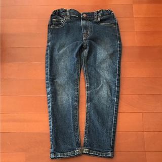 ムジルシリョウヒン(MUJI (無印良品))の無印良品☆ジーンズ120(パンツ/スパッツ)