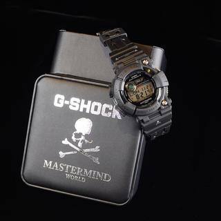 ジーショック(G-SHOCK)の【レシート有】MASTERMIND WORLD × G-SHOCK(腕時計(デジタル))