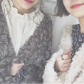 カスタネ(Kastane)の⚠️mi様専用⚠️ ボアジャケット(毛皮/ファーコート)