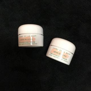 ドゥラメール(DE LA MER)の2個-CREME DE LA MER  クレーム ドゥ・ラ・メール3.5ml*2(乳液/ミルク)