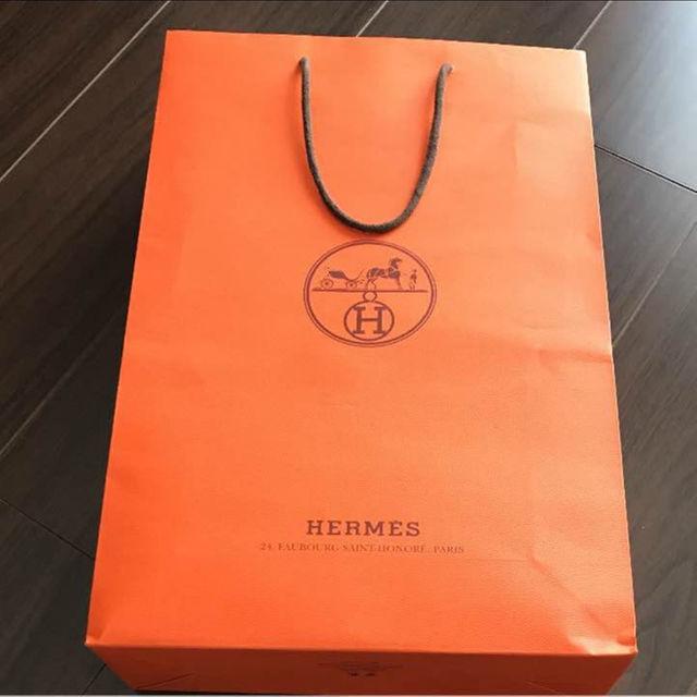 750e3eed51bb Hermes - エルメス ショップ袋の通販 by みひろぎ's shop|エルメスなら ...