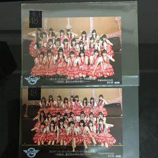 エイチケーティーフォーティーエイト(HKT48)のHKT48 フレッシュメンバーコンサートin博多座 2枚set 生写真(女性タレント)
