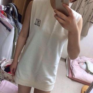 スライ(SLY)のSLY×キースへリング スウェットtop(Tシャツ(半袖/袖なし))