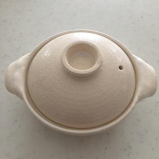 ムジルシリョウヒン(MUJI (無印良品))の無印良品  一人分 鍋(鍋/フライパン)