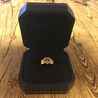 ショパール(Chopard)のショパール ハッピーダイヤモンドリング(リング(指輪))
