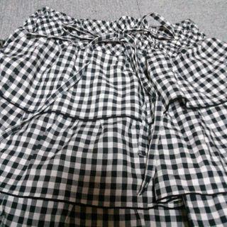 ローリーズファーム(LOWRYS FARM)のローリーズファームのギンガムチェックのスカート(ミニスカート)