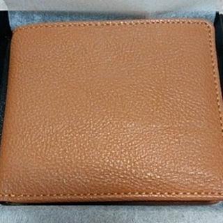 ジャンニバレンチノ(GIANNI VALENTINO)のジャンニ・バレンチノ 二つ折り財布 63GV74-20 ブラウン(折り財布)