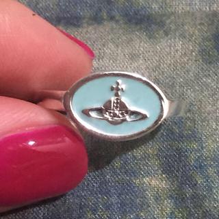 ヴィヴィアンウエストウッド(Vivienne Westwood)のリトルメダルリング 12号(リング(指輪))