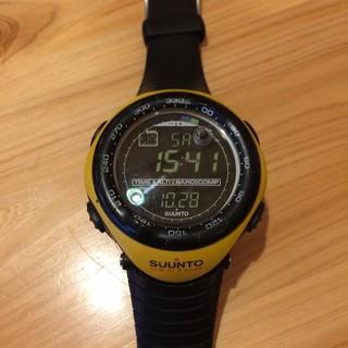 スント(SUUNTO)のスント ベクター イエロー(腕時計(デジタル))
