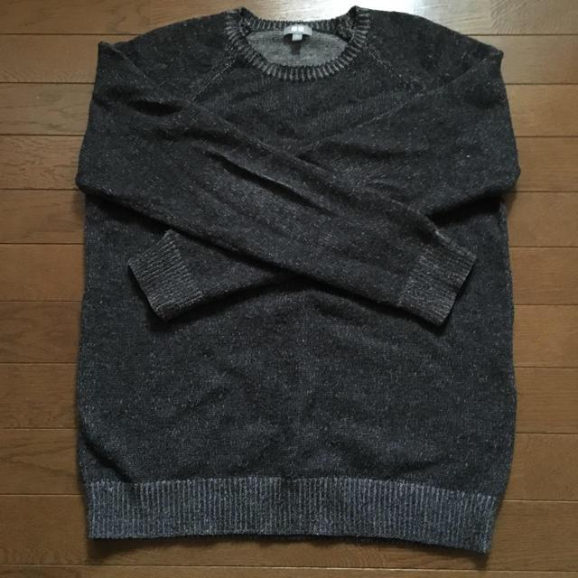 UNIQLO(ユニクロ)のニット メンズのトップス(ニット/セーター)の商品写真
