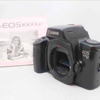 キヤノン(Canon)のEOS 1000QD 一眼レフ フイルムカメラ(フィルムカメラ)