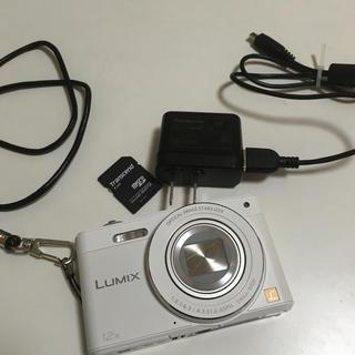 パナソニック(Panasonic)のLUMIX dmc-sz8 (コンパクトデジタルカメラ)
