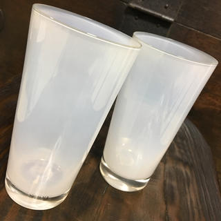 スガハラ(Sghr)のスガハラガラス 薄造り オパール グラス(グラス/カップ)