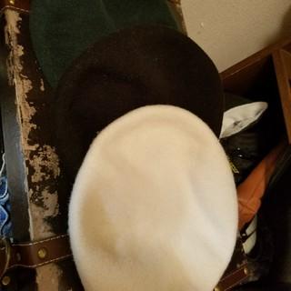 マウジー(moussy)のMOUSSYベレー各お好きないろ(ハンチング/ベレー帽)
