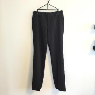 ジーユー(GU)の美品! GU❤︎スーツ パンツ 黒(スーツ)