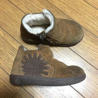 アグ(UGG)のUGG baby 子供用 ブーツ(ブーツ)