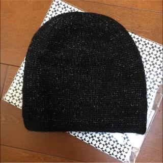 フルラ(Furla)の美品☆送料込み☆フルラ FURLA  ニット帽 帽子(ニット帽/ビーニー)
