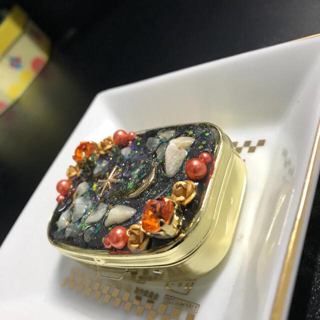 キュウレンジャー スティンガー イメージ ピルケース ハンドメイドのファッション小物(その他)の商品写真