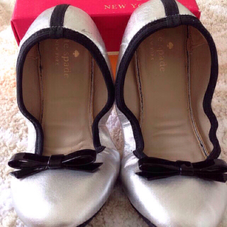 ケイトスペードニューヨーク(kate spade new york)の【sale♥️】katespade新品(ローファー/革靴)