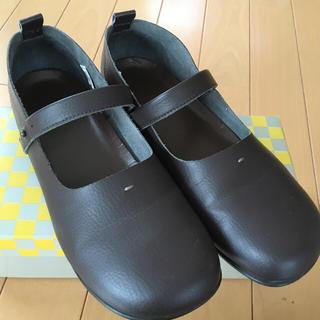 ムジルシリョウヒン(MUJI (無印良品))のaozora様    お取り置き   無印良品 靴 23センチ(ローファー/革靴)