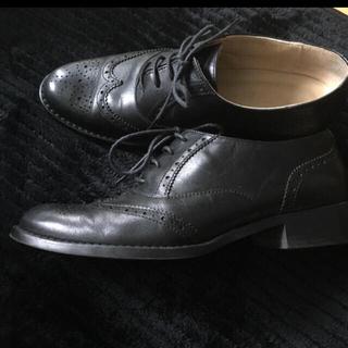 バークレー(BARCLAY)のBARCLAY 23.5 美品 ローファー 革靴(ローファー/革靴)