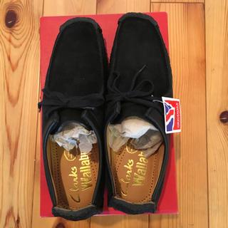 クラークス(Clarks)のクラークス ナタリー  ブラック24.5(ローファー/革靴)