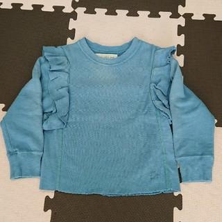 ゴートゥーハリウッド(GO TO HOLLYWOOD)のkalmen様専用 ゴートゥーハリウッド  トレーナー ブルー サイズ110(Tシャツ/カットソー)