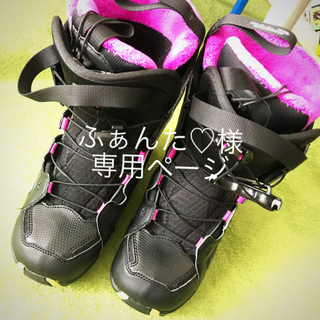 アトミック(ATOMIC)のスノーボード ブーツ 板レディース(ブーツ)