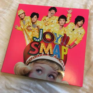 スマップ(SMAP)のSMAP JOY!! ショッキングピンク盤(アイドルグッズ)