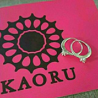 カオル(KAORU)のtuu様専用:カオルスターダストリング7~8号(リング(指輪))