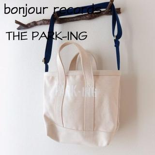 ボンジュールレコーズ(bonjour records)のbonjour records THE PARK-INGボンジュールレコーズ(トートバッグ)