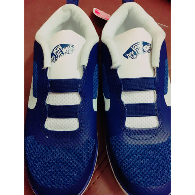 VANS(ヴァンズ)の新品VANS*スニーカー 20センチ キッズ/ベビー/マタニティのキッズ靴/シューズ(15cm~)(スニーカー)の商品写真