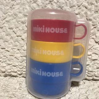 ミキハウス(mikihouse)のミキハウスのプラスチック製コップ(その他)