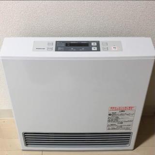 リンナイ(Rinnai)の【未使用品】リンナイ ガス ファンヒーター RC-S5801E(ファンヒーター)