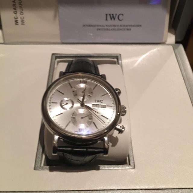 IWC - IWC ポートフィノの通販