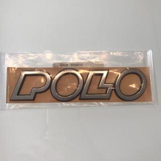 フォルクスワーゲン(Volkswagen)のフォルクスワーゲン POLO ❤️エンブレム✨(車外アクセサリ)